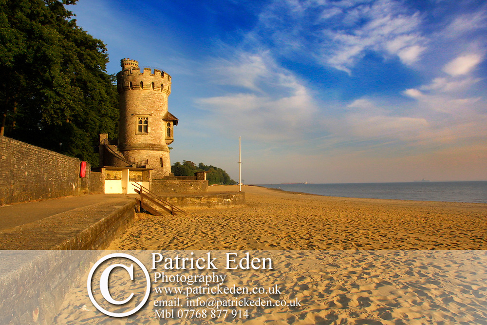 Appley Tower Photographs of the Isle of Wight by photographer Patrick Eden photography photograph canvas canvases