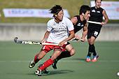 20141118 International Hockey - NZ Black Sticks v Japan