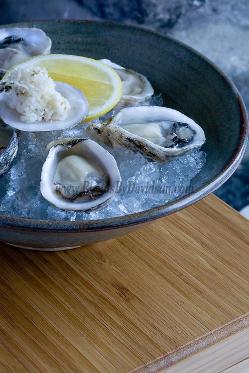 Restaurant E18hteen's new bar menu hilights an eclectic, asian inspired menu. Visit them at www.restaurant18.com