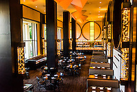 Nobu Restaurant, One & Only Cape Town Hotel, Cape Town, South Africa.