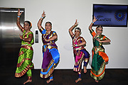 Indian Traditional Dancers during the First Women's T20I of the International T20I Series between White Ferns v India, Westpac Stadium, Wellington, Wednesday 06th February 2019. Copyright Photo: Raghavan Venugopal / © www.Photosport.nz 2019