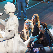 NLD/Utrecht/20150409 - Uitreiking 3FM Awards 2015, Jaqueline Govaert, Maaike Ouboter en Dotan