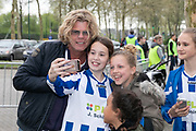 2019, April 17. IJFC, IJsselstein, The Netherlands. Toni Peroni at Creators FC - IJFC Legends.