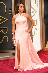 Jada Pinkett Smith arriving to the 2014 Oscars at the Hollywood and Highland Center in Hollywood, California, USA,  Sunday, 2nd March 2014. Picture by Hollywood Bubbles / i-Images<br /> UK ONLY