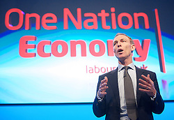 Labour Party Conference.<br /> Shadow Defence Secretary Jim Murphy during the Labour Annual Conference at the Brighton Conference Centre, Brighton, United Kingdom. Monday, 23rd September 2013. Picture by Elliot Franks / i-Images