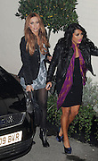 06.NOVEMBER.2010 LONDON<br /> <br /> THE SATURDAYS UNA HEALY AND VANESSA WHITE LEAVING THE X FACTOR STUDIOS IN WEMBLEY AFTER SATURDAY NIGHTS LIVE SHOW.<br /> <br /> BYLINE: OPTICPHOTOS.COM<br /> <br /> *THIS IMAGE IS STRICTLY FOR UK NEWSPAPERS AND MAGAZINES ONLY*<br /> *FOR WORLD WIDE SALES PLEASE AND WEB USE PLEASE CONTACT OPTICPHOTOS - 0208 954 5968*
