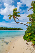 One Foot Island, Aitutaki, Cook Islands, South Pacific