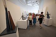 12th Biennale of Architecture. Venezia Pavillion. Exhibition about sculptor Toni Benetton and architect Toni Follina.