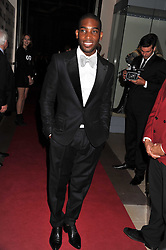 TINIE TEMPAH at the GQ Men of the Year 2011 Awards dinner held at The Royal Opera House, Covent Garden, London on 6th September 2011.