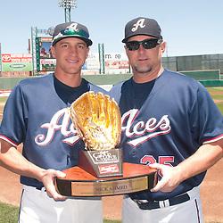 052814 - Reno Aces v. Fresno Grizzlies