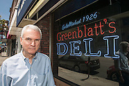 Jeff Kavin, owner of Greenblatt's Delicatessen