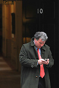 © Licensed to London News Pictures. 29/11/2011, London, UK. OLIVER LETWIN. Members of the Conservative Cabinet arriving for a Cabinet Meeting in Downing Street today 29 November 2011.  Photo credit : Stephen Simpson/LNP