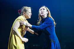 Award-winning playwright Zinnie Harris reimagines Aeschylus's 2,500-year-old drama Oresteia in a blistering new version staged by Citizens Theatre and directed by Dominic Hall.<br /> <br /> Oresteia: This Restless House will be performed as part of the Edinburgh International Festival at The Lyceum from 22-27 August 2017.