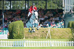 Devos Pieter, (BEL), Dylano<br /> Furusiyya FEI Nations Cup<br /> Hickstead 2015<br /> © Hippo Foto - Jon Stroud