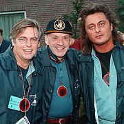 Sponsortocht Lilianefonds Vlijmen, Hans van der Togt, Theo Sijthoff en
