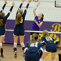 09-25-14 Berryville Varsity Volleyball vs. Shiloh Christian