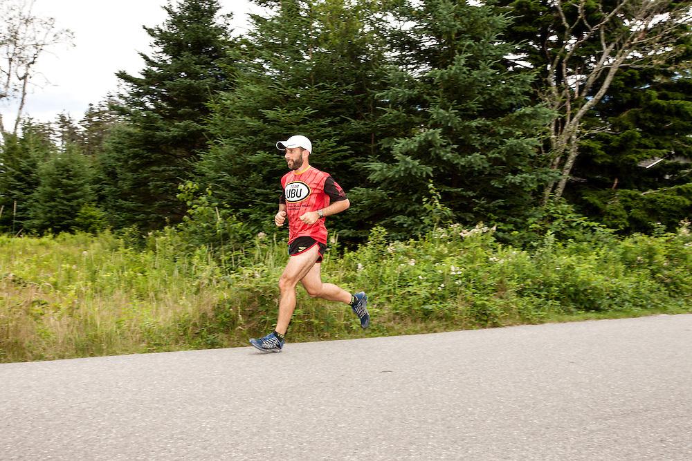Great Cranberry Island Ultra 50K road race:
