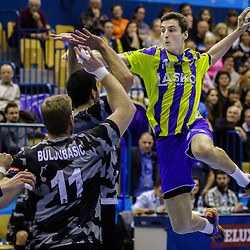20160305: SLO, Handball - EHF Champions League 2015/16, RK Celje PL vs Besiktas Mogaz HT