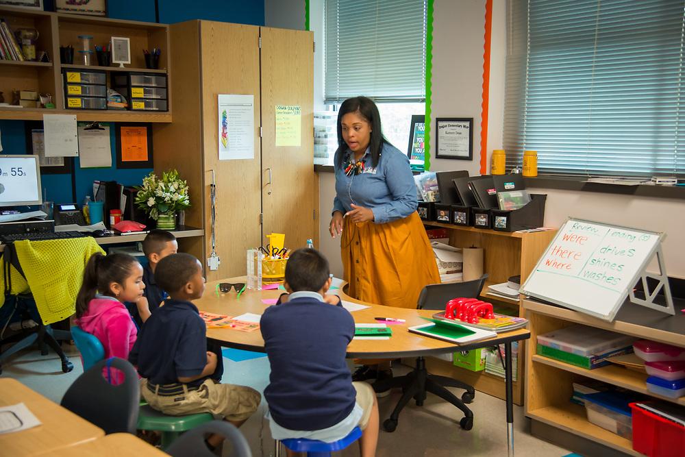 November 2017 Teacher of the Month