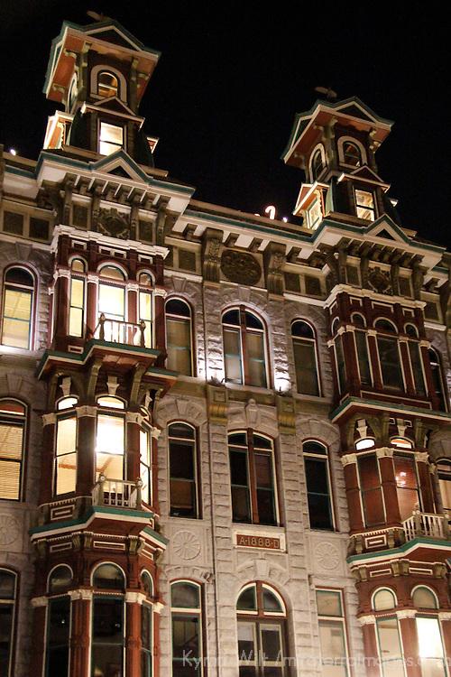 USA, California, San Diego. Wyatt Earp's Historic Gambling Hall & Casino.