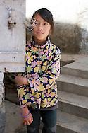 A Girl<br /> <br /> Thimphu, Bhutan