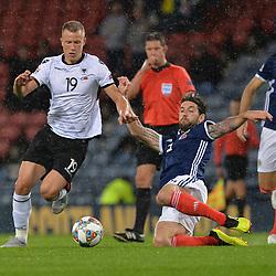 Scotland v Albania, Nations League, 10 September 2018