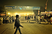 The entryway in Kumbh Mela