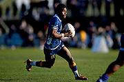 Jona Nareki of Otago in action during the Ranfurly Shield match between Otago and North Otago, held at Whitestone Contracting Stadium, Oamaru, New Zealand, 26 July 2019. Credit: Joe Allison / www.Photosport.nz