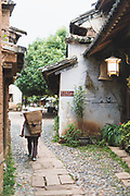 A traditional chinese village