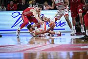 Openjobmetis Varese - A X Armani Exchange Milano<br /> Openjobmetis Varese - <br /> Basket Serie A LBA 2018/2019<br /> Varese 13 April 2019<br /> Foto Mattia Ozbot / Ciamillo-Castoria
