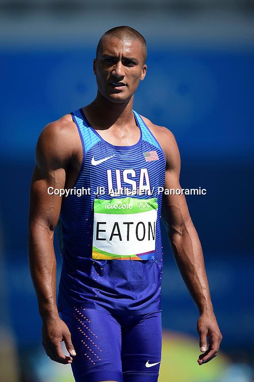 EATON Ashton (usa) Decathlon - saut en longueur