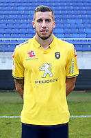Raphael CACERES - 04.10.2014 - Photo officielle Sochaux - Ligue 2 2014/2015<br /> Photo : Icon Sport