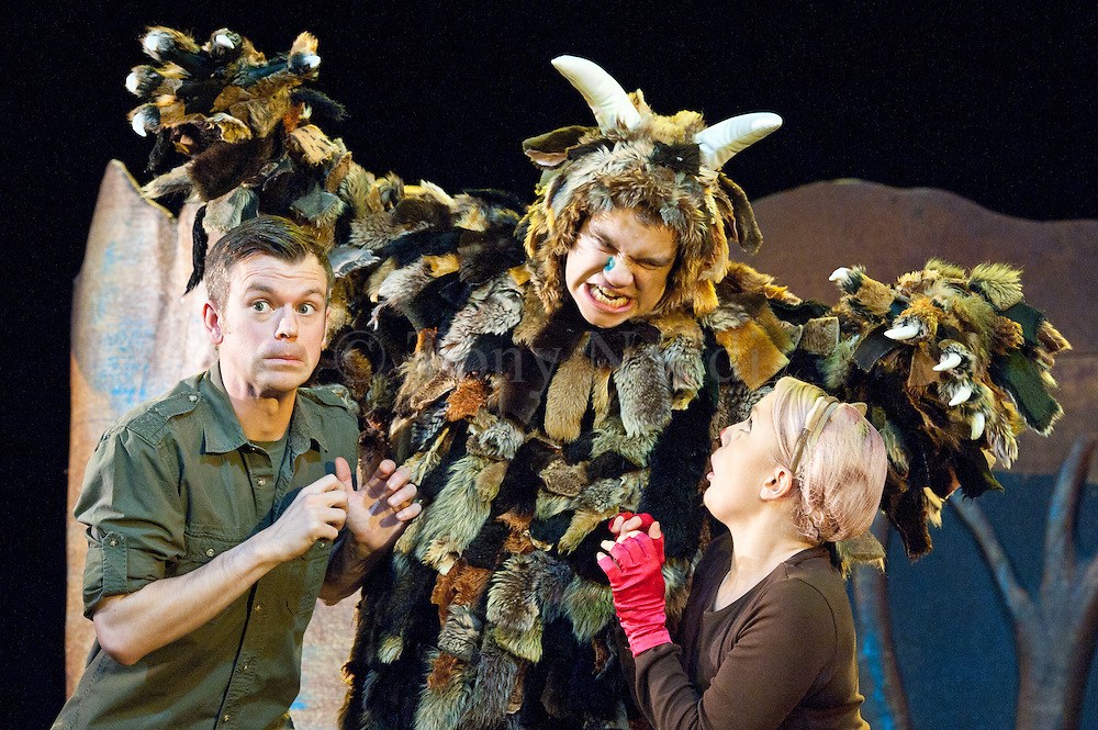 The Gruffalo returns to London's West End for an extraordinary fifth consecutive winter run at the Lyric Theatre, Shaftesbury Avenue this year.  The stage adaptation of Julia Donaldson's well-loved picture book has rapidly become an essential part of the West End's Christmas season.