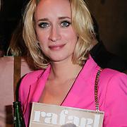 NLD/Amsterdam/20120503 - Lancering Rafael Magazine, Eva Jinek