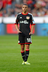 28.09.2013, BayArena, Leverkusen, GER, 1. FBL, Bayer 04 Leverkusen vs Hannover 96, 7. Runde, im Bild Sidney Sam #18 (Bayer 04 Leverkusen). Freisteller // during the German Bundesliga 7th round match between Bayer 04 Leverkusen and Hannover at the BayArena, Leverkusen, Germany on 2013/09/28. EXPA Pictures © 2013, PhotoCredit: EXPA/ Eibner/ Grimme<br /> <br /> ***** ATTENTION - OUT OF GER *****