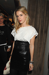 EUGENIE NIARCHOS at a party to celebrate the launch of the Kova & T fashion label and to re-launch the Harvey Nichols Fifth Floor Bar, held at harvey Nichols, Knightsbridge, London on 22nd November 2007.<br /><br />NON EXCLUSIVE - WORLD RIGHTS