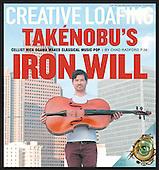 Takenobu's Iron Will