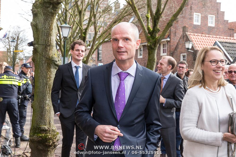 NLD/Naarden/20180330 - Matthaus Passion in de grote kerk van Naarden 2018, Stef Blok