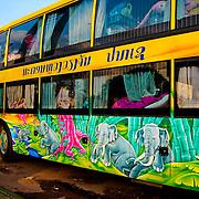 Voyage au pays du million d'éléphants