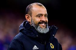 Wolverhampton Wanderers manager Nuno - Mandatory by-line: Ryan Hiscott/JMP - 30/11/2018 -  FOOTBALL - Cardiff City Stadium - Cardiff, Wales -  Cardiff City v Wolverhampton Wanderers - Sky Bet Championship