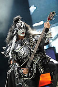KISS performs on the Alive/35 World Tour 2009.