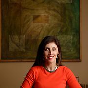 María Elena Santiabañez. Abogada penal, experta en delitos sexuales y profesora de derechp penal en la Universidad Catolica de Chile. Santiago de Chile, 14-07-2017 (©Alvaro de la Fuente/Triple.cl)