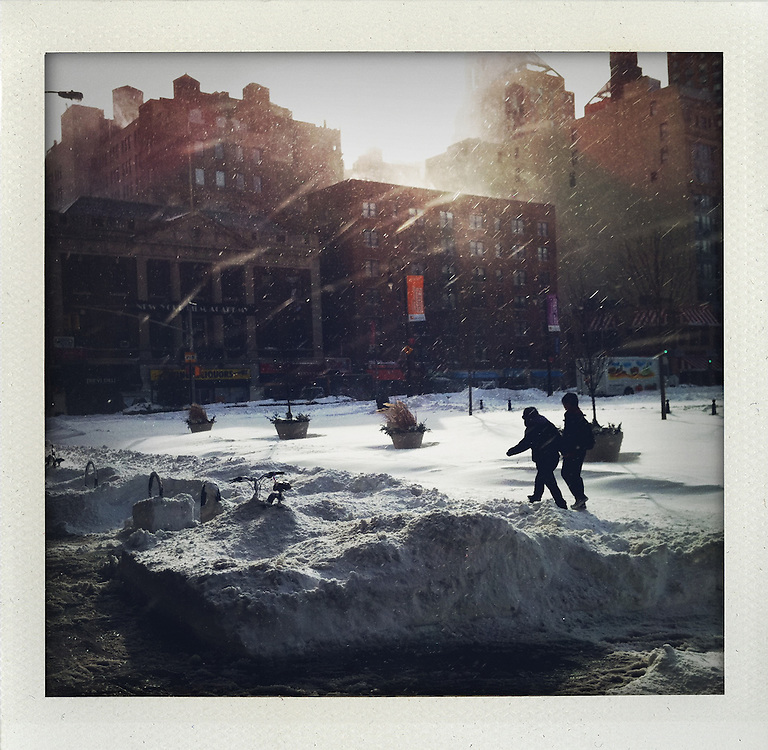 iPhone 4 picture shot in  New York City by Stefan Falke..Photo © Stefan Falke