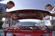 Car Show at Peden stadium : Photos Denise Mangen