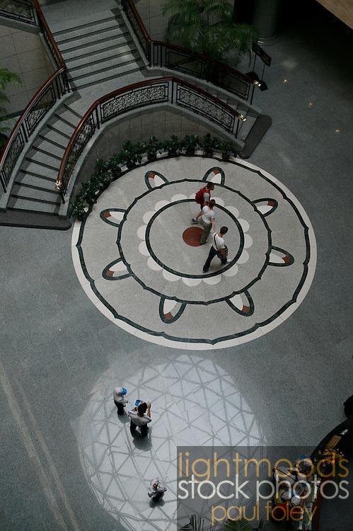 Shanghai Museum Foyer,China