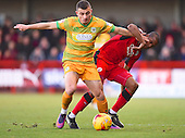 Crawley Town v Yeovil Town 020117