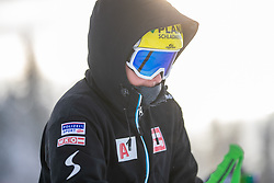 04.02.2019, Are, SWE, FIS Weltmeisterschaften Ski Alpin, Damen, Abfahrt, 1. Training, im Bild Tamara Tippler (AUT) // Tamara Tippler of Austria during 1st Ladies Dwonhill Training of the FIS Ski Alpine World Championships 2019 in Are, Sweden on 2019/02/04. EXPA Pictures © 2019, PhotoCredit: EXPA/ Dominik Angerer