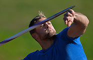 Rocco van Rooyen tries to qualify for Rio Olympics (javelin) - Parow- 9 July 2016
