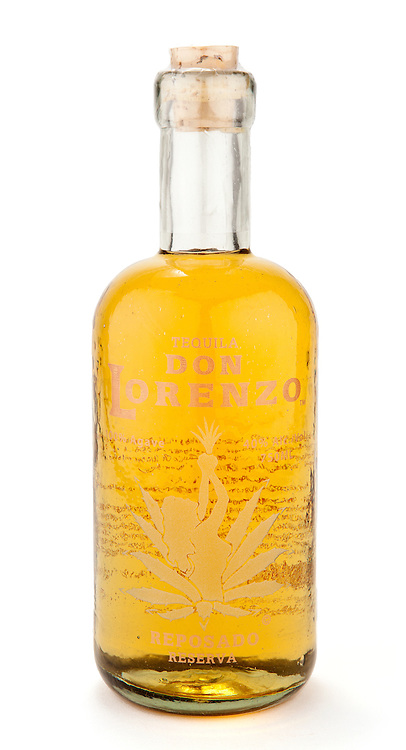 Tequila Don Lorenzo Reserva Reposado -- Image originally appeared in the Tequila Matchmaker: http://tequilamatchmaker.com
