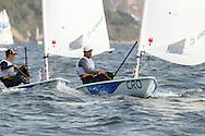 2016 Olympic Sailing Games-Rio-Brazil, ANP Copyright Olympische Spelen Zeilen, ls-CRO- Tonci Stipanović- Laser Standaard